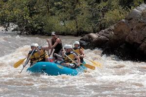 Huck Finn Rafting