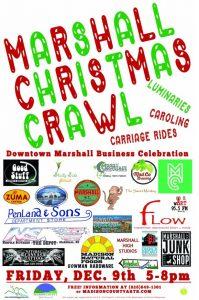 Marshall Christmas Crawl