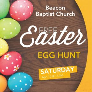 Easter Egg Hunt @ Beacon Baptist Church | Marshall | North Carolina | United States