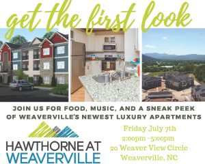 First Look @ Hawthorne at Weaverville | Weaverville | North Carolina | United States