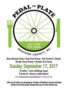 Pedal to Plate