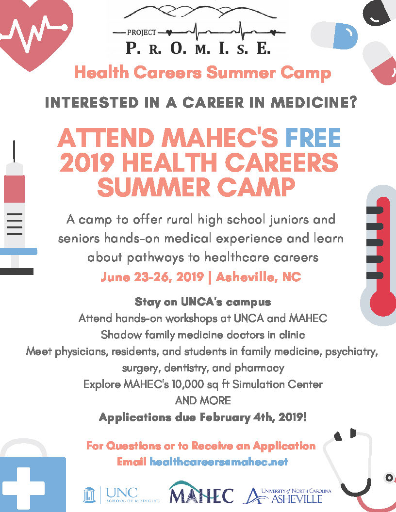 Health Careers Summer Camp – Madison County Chamber of Commerce